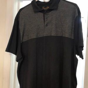 Macy's brand polo shirt